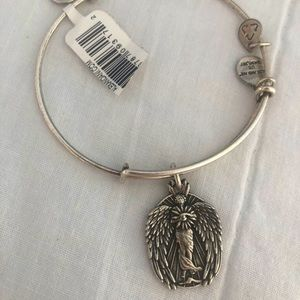 Alex and Ani Guardian of Knowledge Guardian Angel